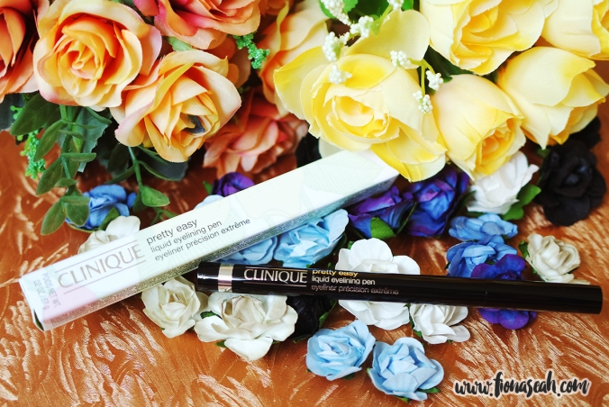 Pretty Easy Liquid Eyelining Pen (S$34)