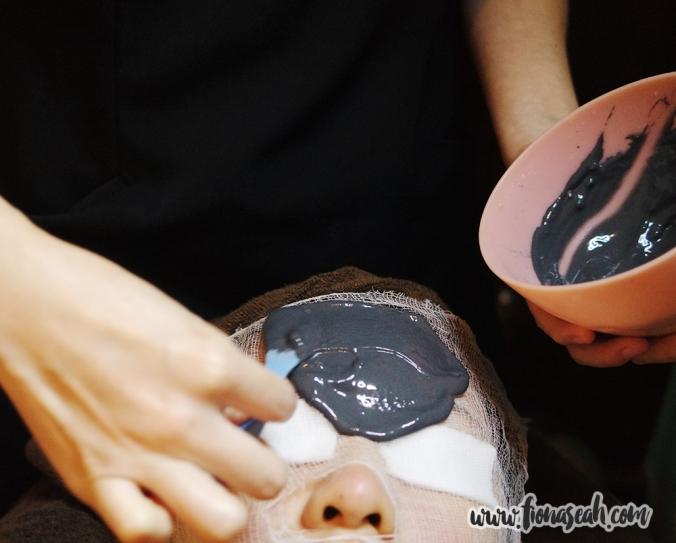 Acne Treatment Mask a.k.a charcoal mask!