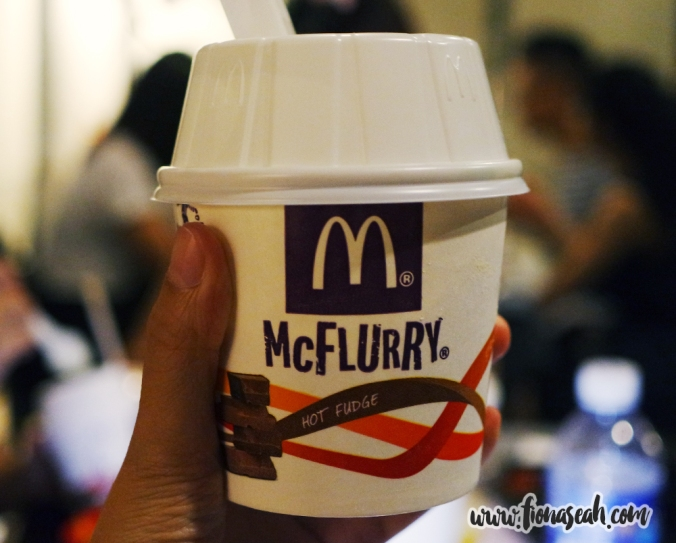 Honeydew McFlurry (from S$2.90)