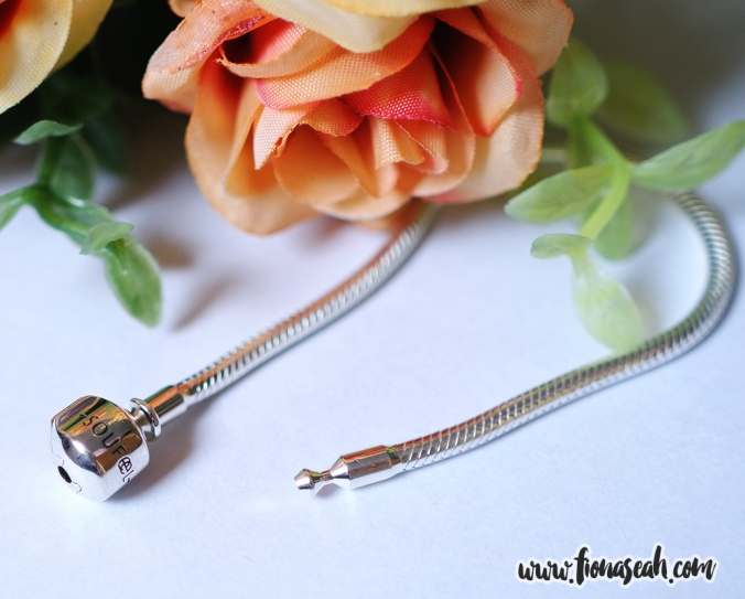 Exclusive 925 Sterling Silver Basic Bracelet, now on sale at $27.93 (U.P S$91)
