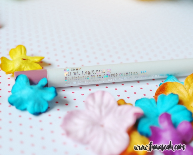 Oh Snap Lippie Pencil
