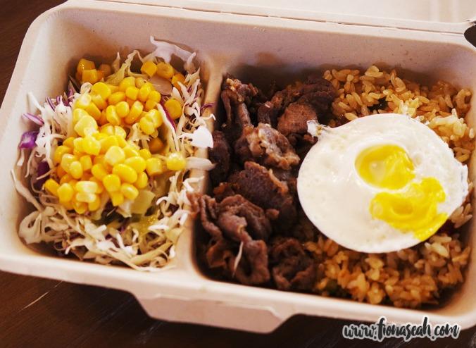 Gogi Plate - Beef