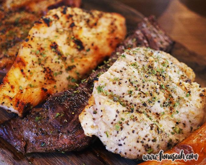 Carnivore Sample Platter