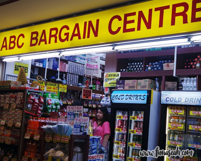 ABC Bargain Centre