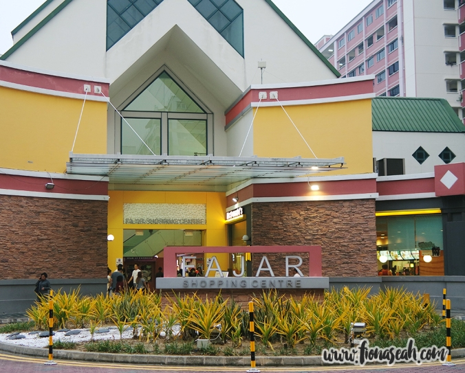 Fajar Shopping Centre