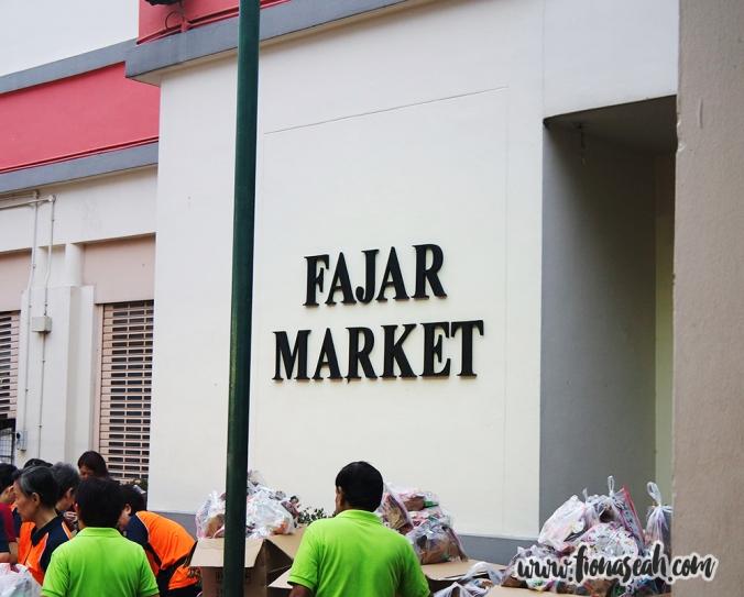Fajar Market
