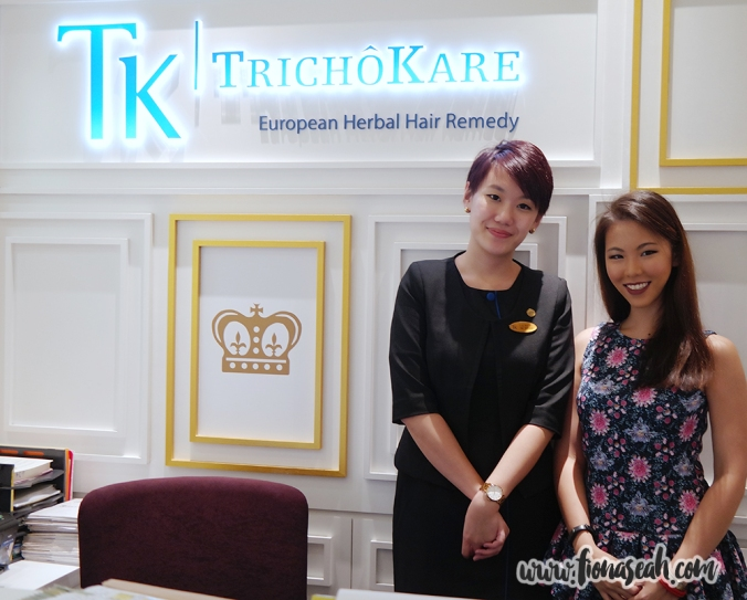 Thanks TrichoKare! (and yes, I'm really tanned!)