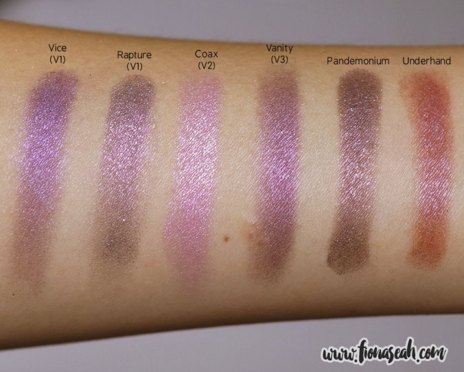 Nocturnal Shadow Box by Urban Decay #12