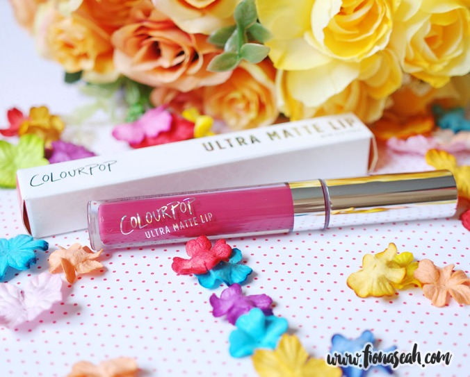 Bad Habit is a dusty mauve pink with matte finish (US$6)