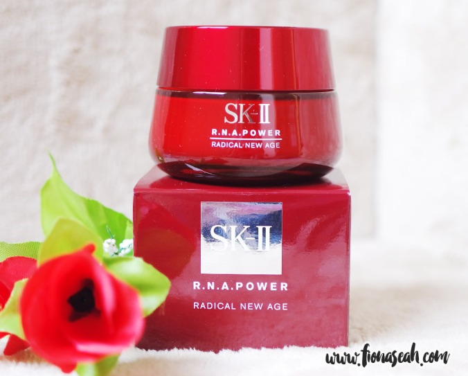 R.N.A. Power Radical New Age Cream (50g, S$149)