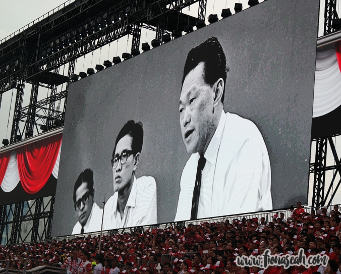 Mr Lee Kuan Yew tribute