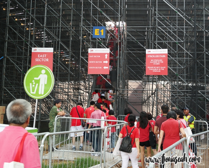 Stairs to the Padang
