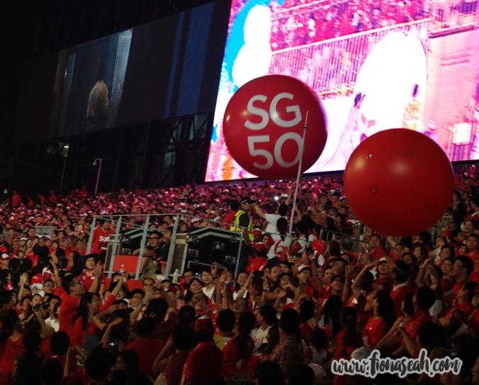 SG50 balls