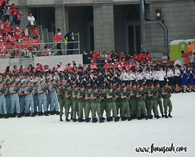 Uniformed groups