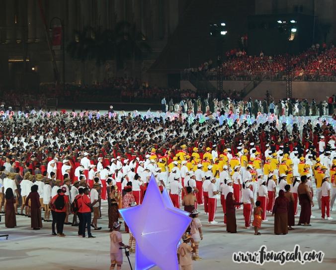 Pledge recital