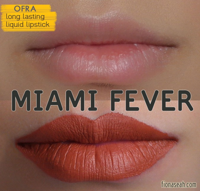 OFRA Miami Fever