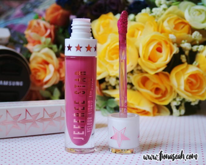 Jeffree Star Velour Liquid Lipstick in Doll Parts