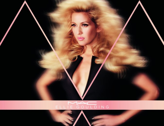 Ellie-Goulding-MAC-Cosmetics