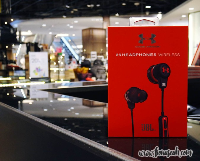 JBL x Under Armour Headphones Wireless