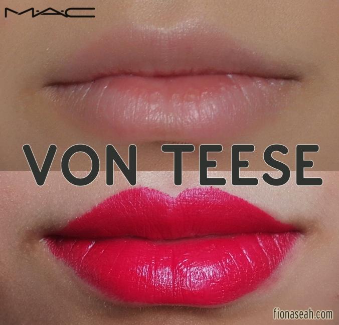 MAC Von Teese