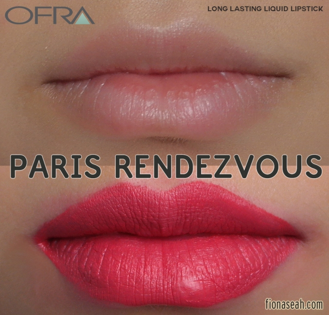 OFRA Paris Rendezvous