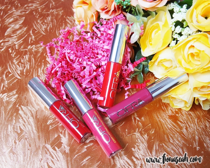 OFRA Four Shades of Romance Collection