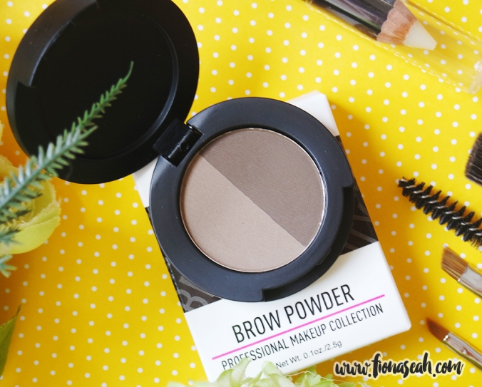 Brow Powder Duo (US$14)