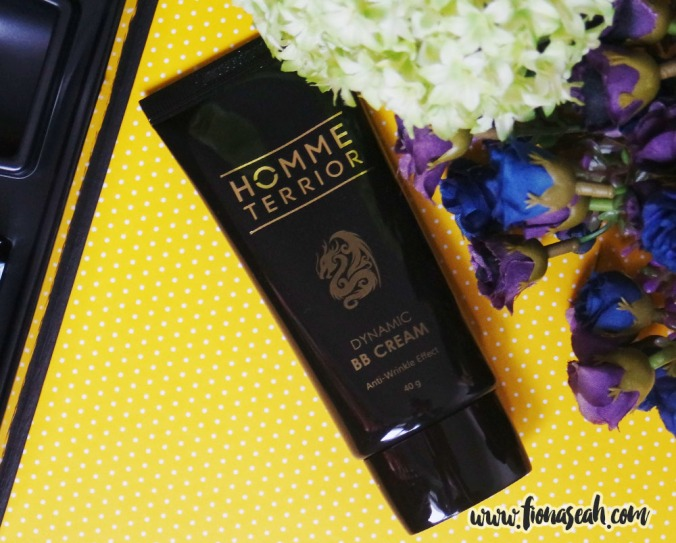 Homme Terrior Dynamic BB Cream (40g)