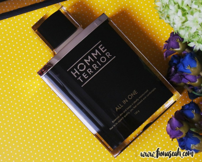 Homme Terrior All-In-One (120g)