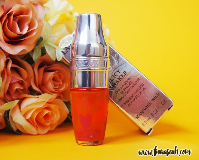 Lancôme Juicy Shaker in #381 Mangoes Wild