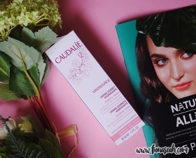 Caudalie Vinosource Moisturizing Sorbet (S$46)