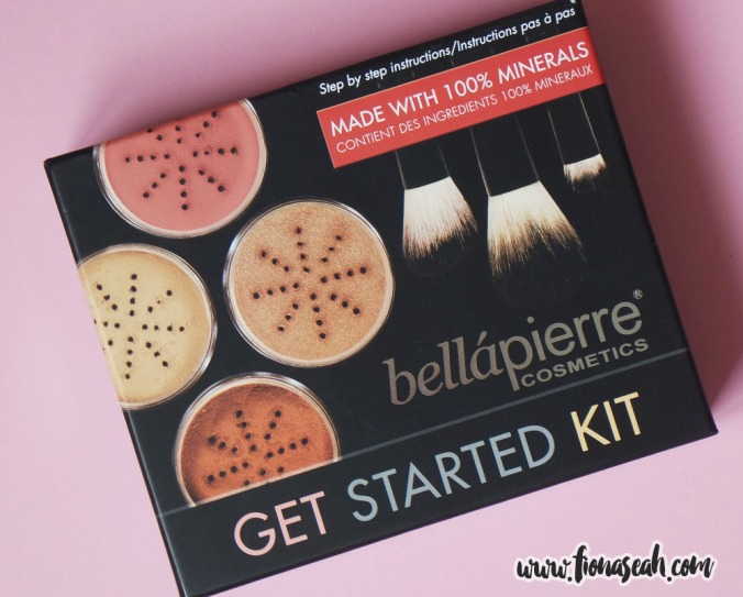 REVIEW: Bellápierre Cosmetics Get Started Kit – Mineral Foundation ...