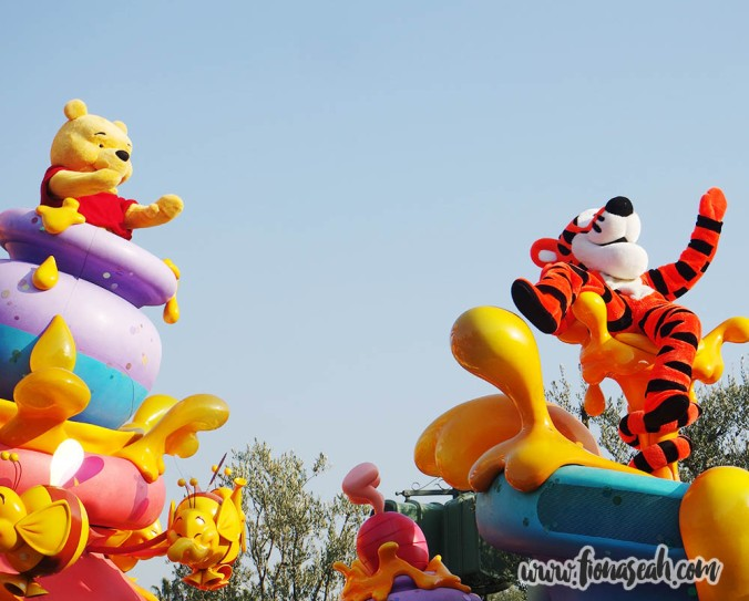 Jolly Pooh and Tigger!