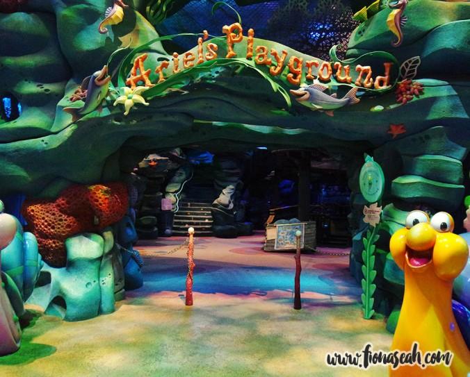 Ariel's Playground