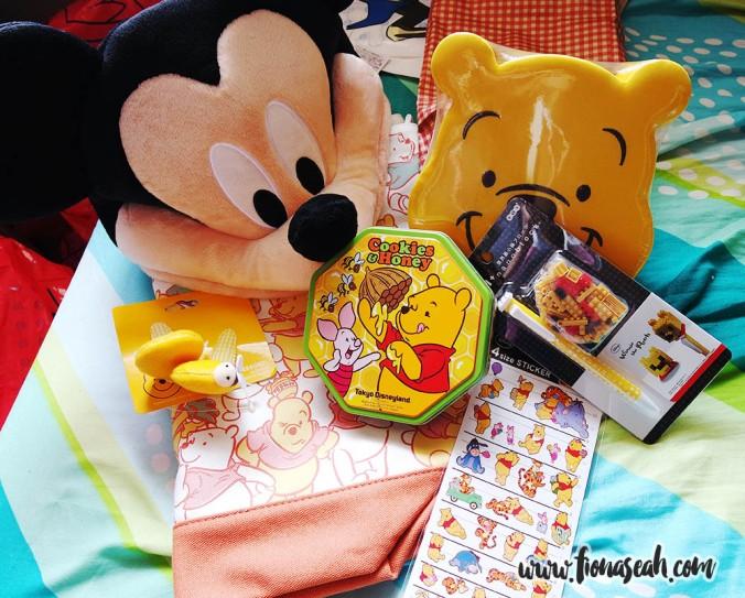 From Tokyo Disneyland and DisneySea!