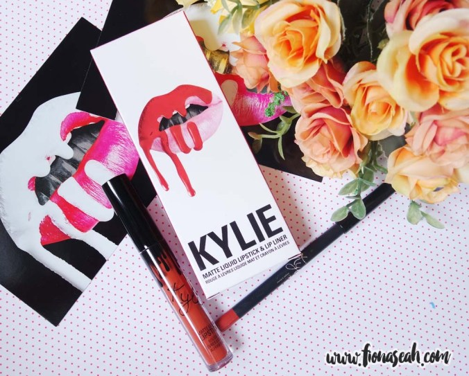 Kylie Cosmetics 22 Matte Lip Kit