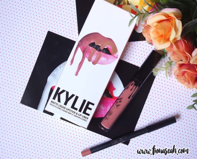Kylie Cosmetics Candy K Matte Lip Kit