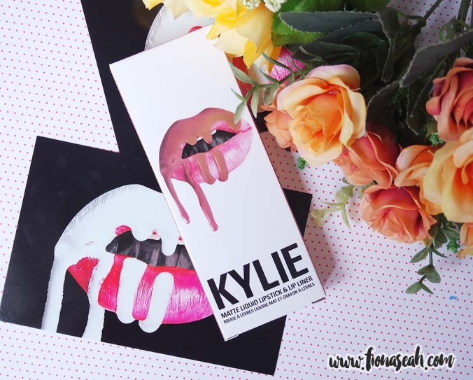 Kylie Cosmetics Candy K Matte Lip Kit (US$29)