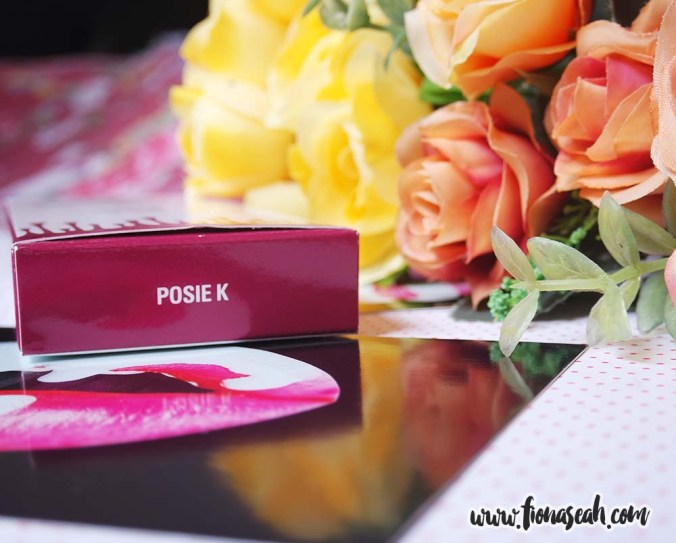 Kylie Cosmetics Posie K Matte Lip Kit