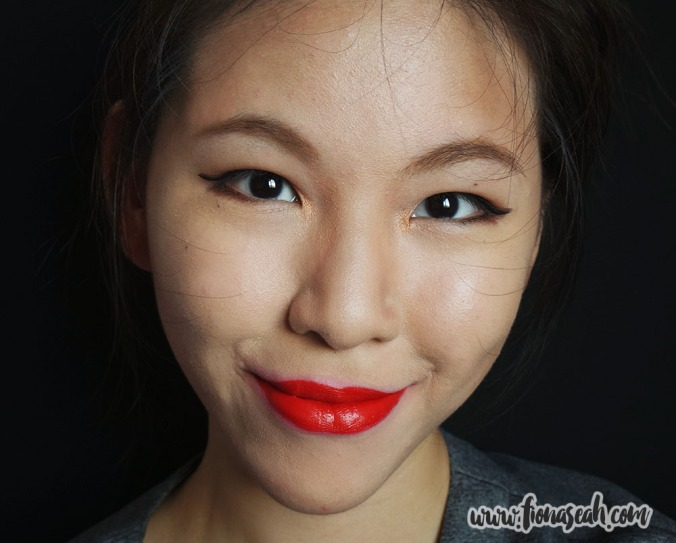 Palladio Velvet Matte Cream Lip Color in Angora