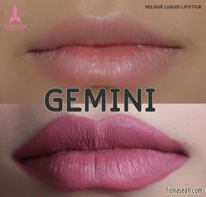Jeffree Star Velour Liquid Lipstick in Gemini