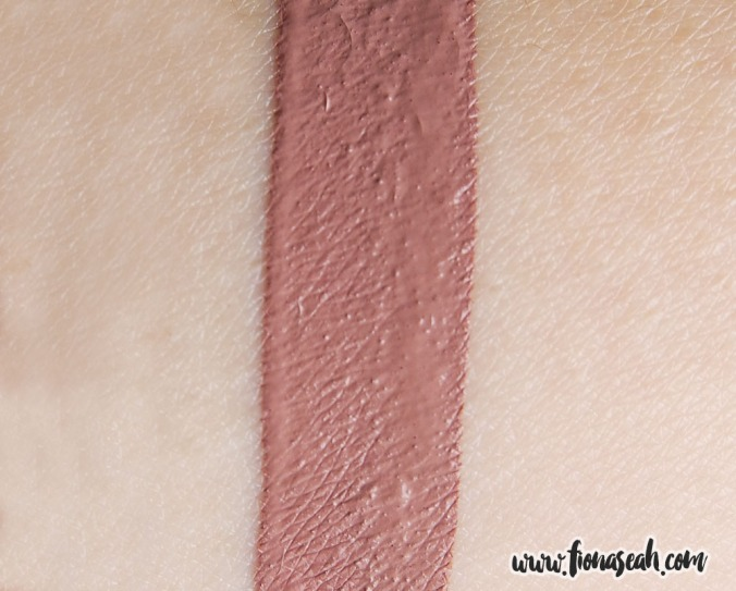 Dose of Color Matte Liquid Lipstick in Desert Suede