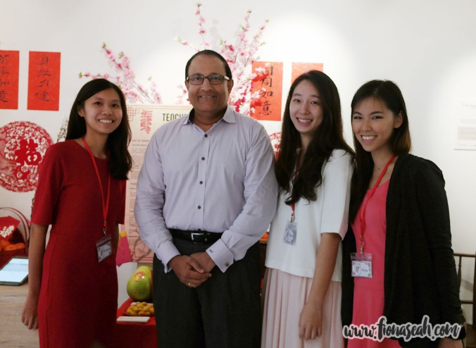 A group shot with the guest-of-honour - Minister for Trade and Industry (Industry) Mr S Iswaran!