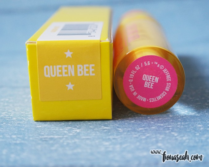 Jeffree Star Velour Liquid Lipstick in Queen Bee