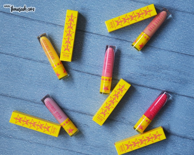 Jeffree Star Velour Liquid Lipstick Summer Collection 2016