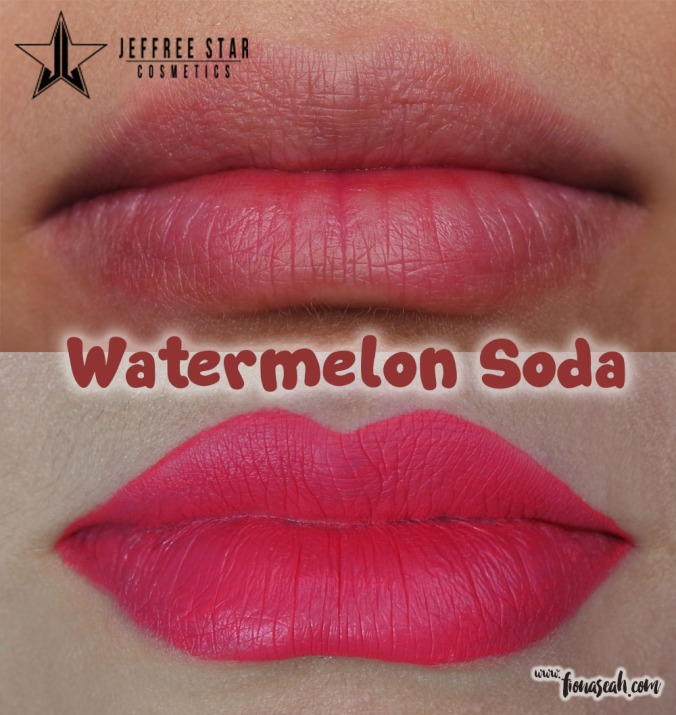 Jeffree Star Velour Liquid Lipstick in Watermelon Soda