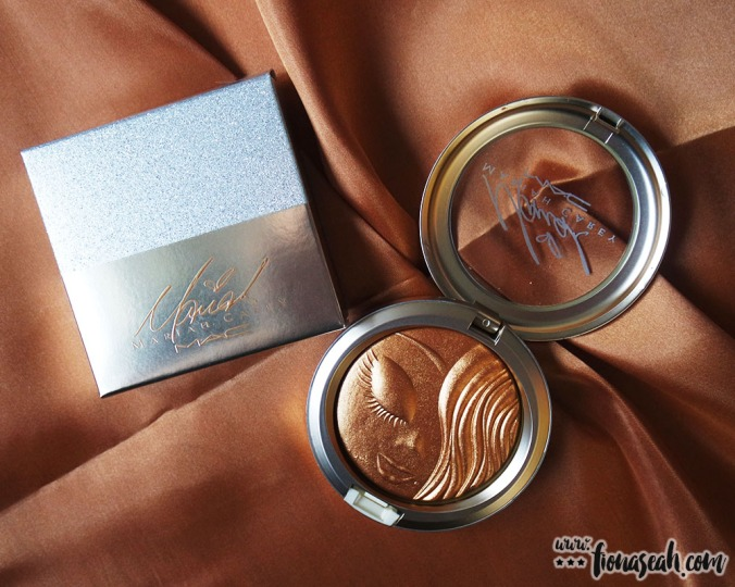 M.A.C X Mariah Carey Extra Dimension Skinfinish in My Mimi (US$45.50 / S$60)
