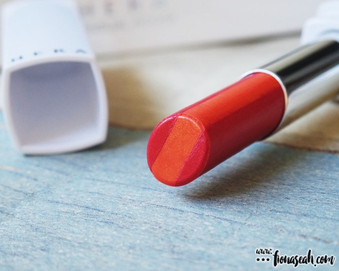 HERA Sensual Rouge in #200 Morning Fever (35,000 KRW)