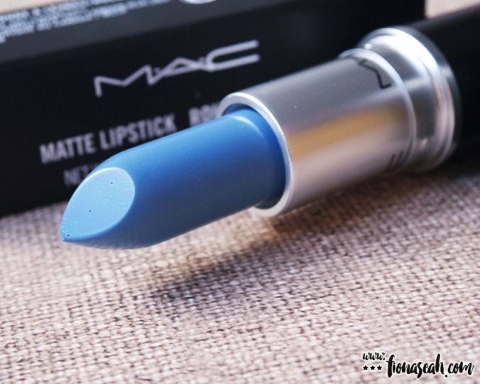 M.A.C Colour Rocker lipstick in Jean Genie (US$17 / S$33)