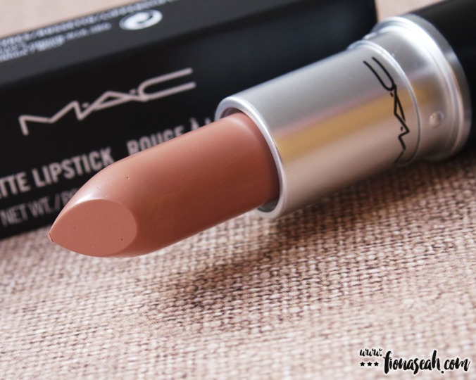 M.A.C Colour Rocker lipstick in Mud Wrestler (US$17 / S$33)